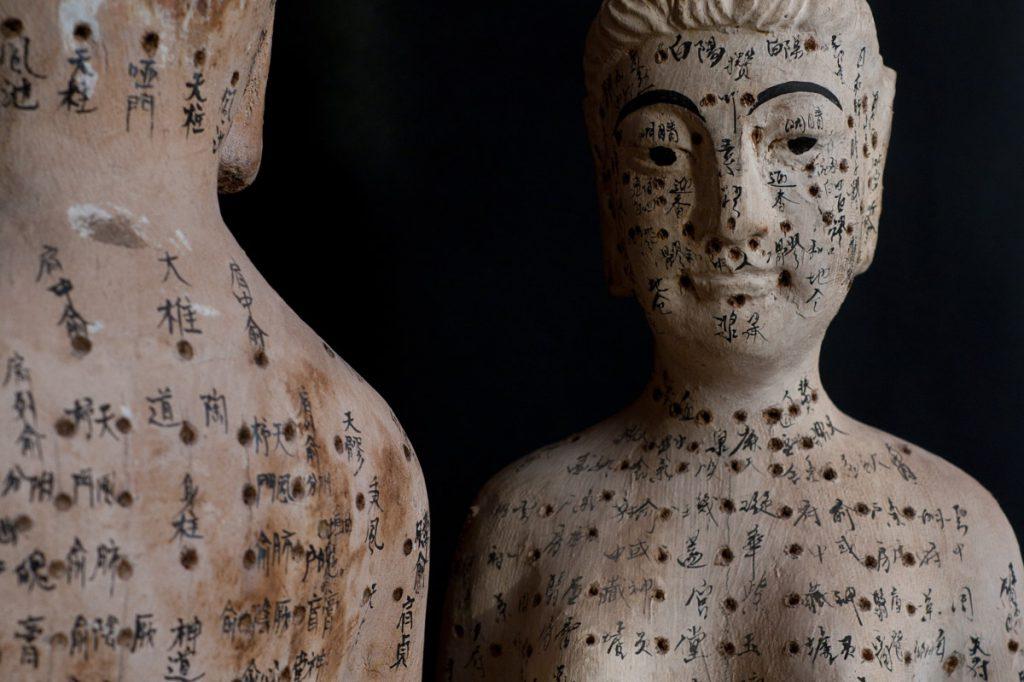 Akupunktur Akupunkturpunkte - Praxis Dr. Tao