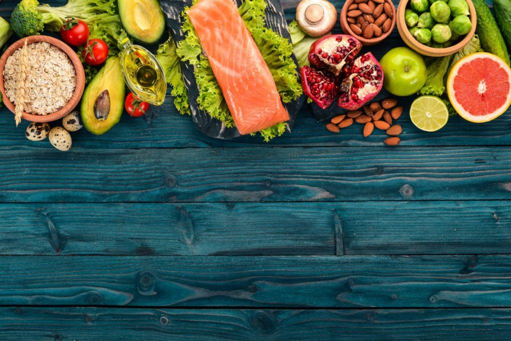 Ernährungsberatung - Gesunde Nahrungsmittel - Praxis Dr. Tao