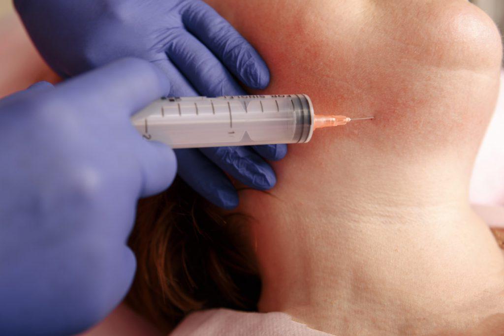 Ozon-Sauerstoff-Therapie - Behandlung - Praxis Dr. Tao