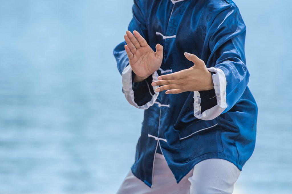 Tai Ji / Qi Gong (2) - Praxis Dr. Tao